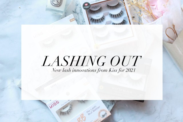 Kiss lashes for 2021