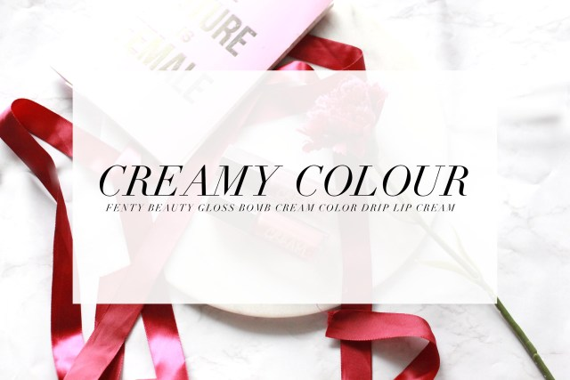 Fenty Beauty Gloss Bomb Colour Drip Lip Cream