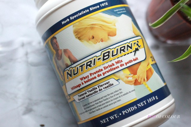 Nutri-BurnWhey Protein Drink Mix