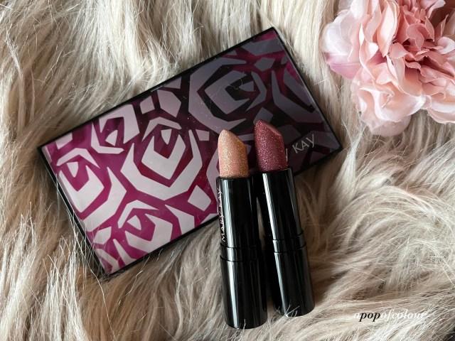 Mary Kay Sparkle Lipsticks for fall 2021