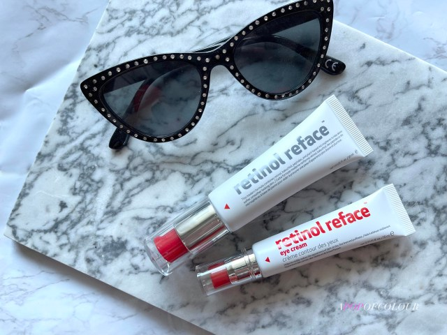 Indeed Skin Retinol Reface products