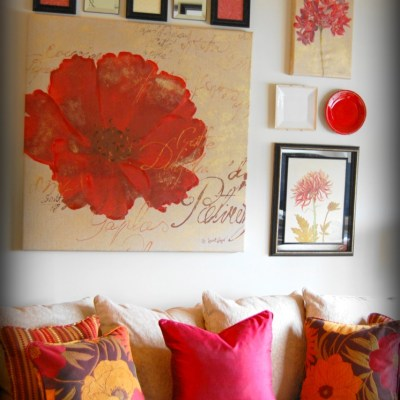 Editing my 'Poppy Wall': Now it really Pops!