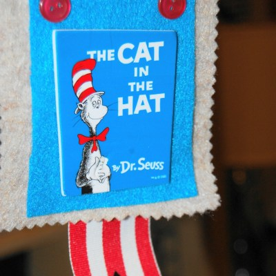 Dr. Seuss-Inspired Christmas Tree: Handmade Decorations
