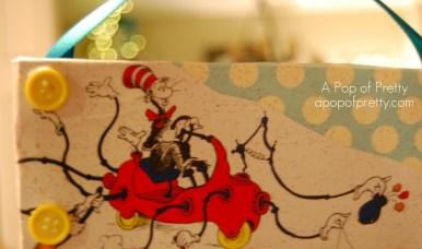 Dr. Seuss Christmas Tree Tutorial