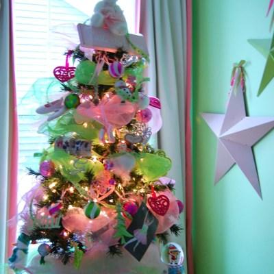 Pretty Little Ballerina Christmas Tree