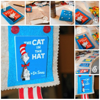 Dr. Seuss Christmas Tree Tutorial