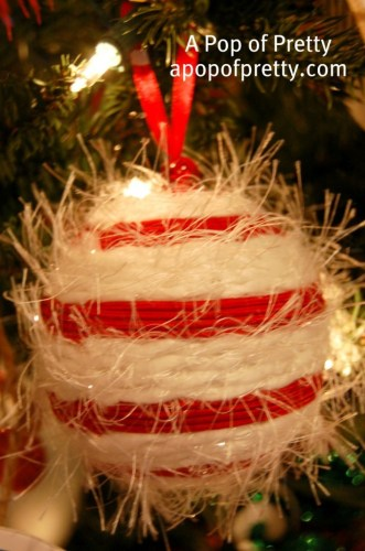 Pier One Furry Dr. Seuss Christmas Decoration