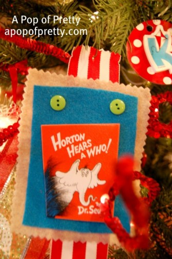 diy dr seuss christmas tree decorations - Dr Seuss Christmas Decorations
