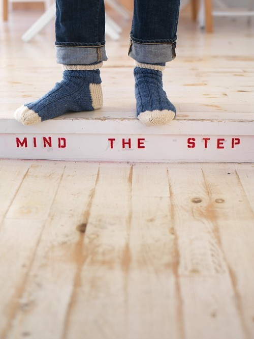 Quot Mind The Step Quot Amp Meet The Cottage A Perfectly Quirky