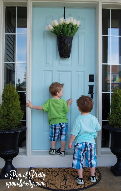 front door colors - Martha Stewart Artesian Well
