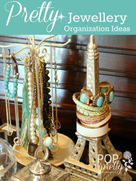 Jewellery Organization Ideas