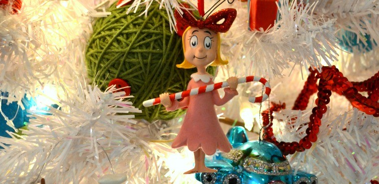 Holiday, Hoobie, Whatty? Our Dr. Seuss Christmas Tree (2013)!