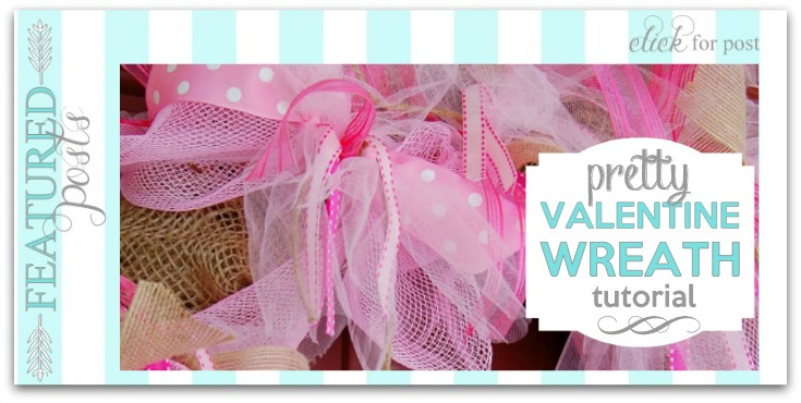 valentine wreath ideas