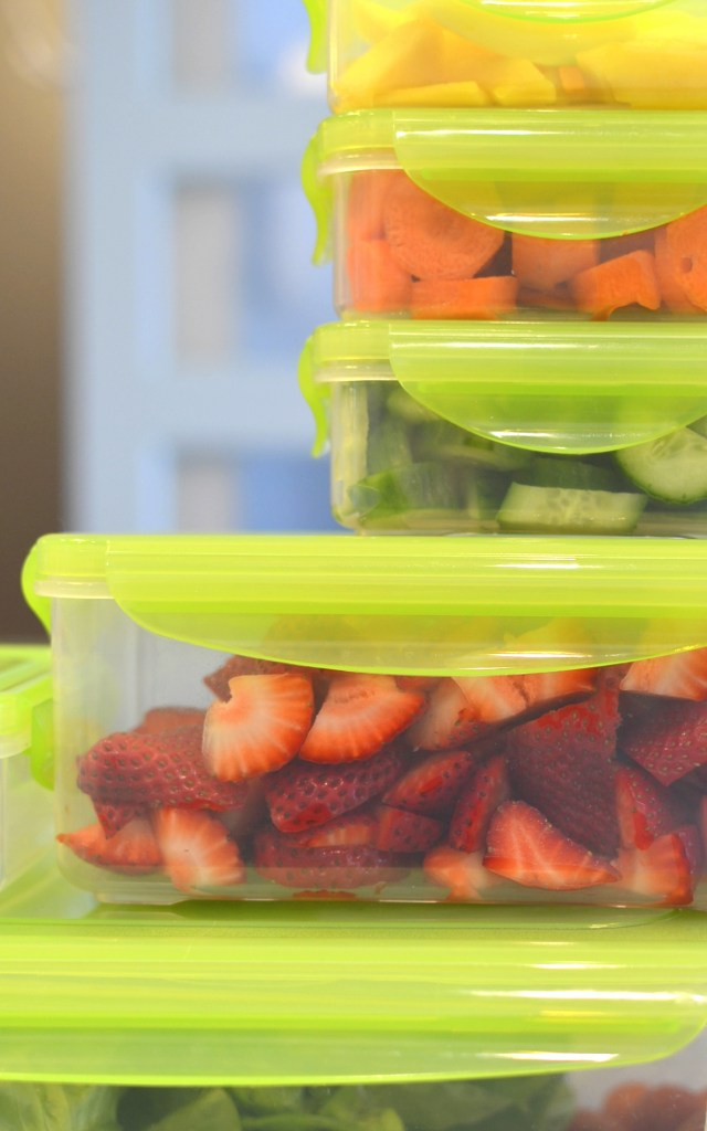 more kitchen storage tips fruit and veggies
