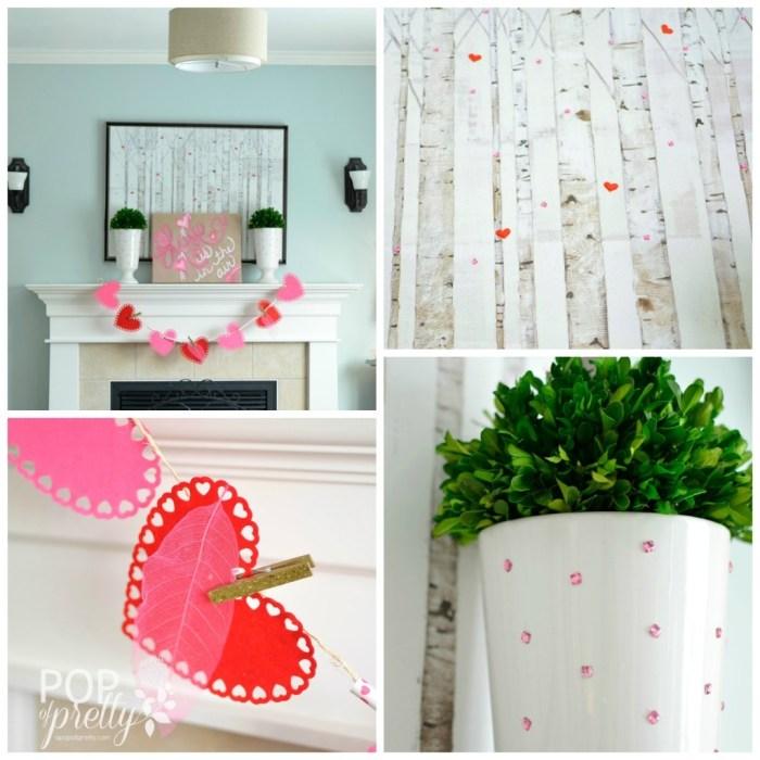 Valentines Day decorating ideas 1