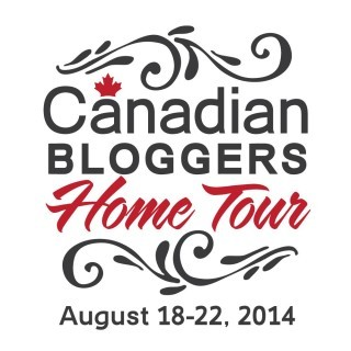 Canadian Home Bloggers Tour logo
