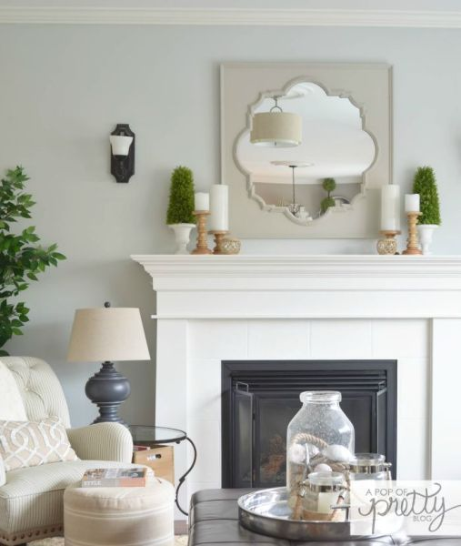 Prettiest Gray Paint Color Maybe Ever Behr Curio A Pop Of Pretty Blog Canadian Home