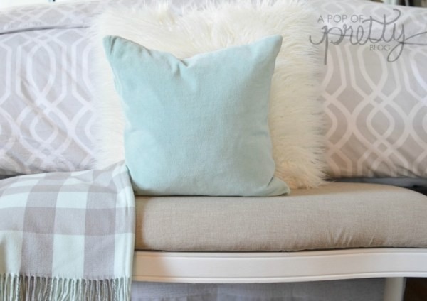 A Pop of Pretty Blog - Canadian home decorating blog