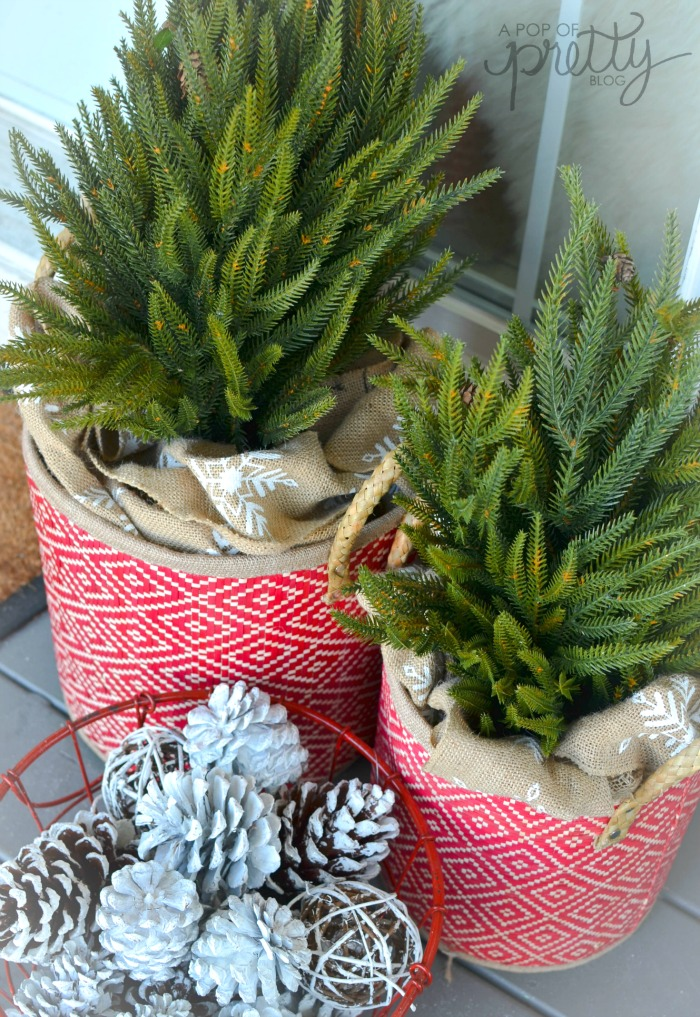 Wicker Emporium Christmas Decor 9