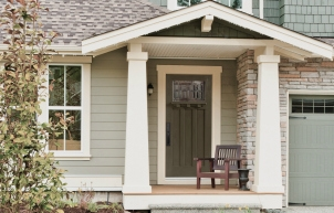 Craftsman Home from Builder Grade: Get the Look!
