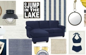 Nautical Cottage Vibe: Get the Look