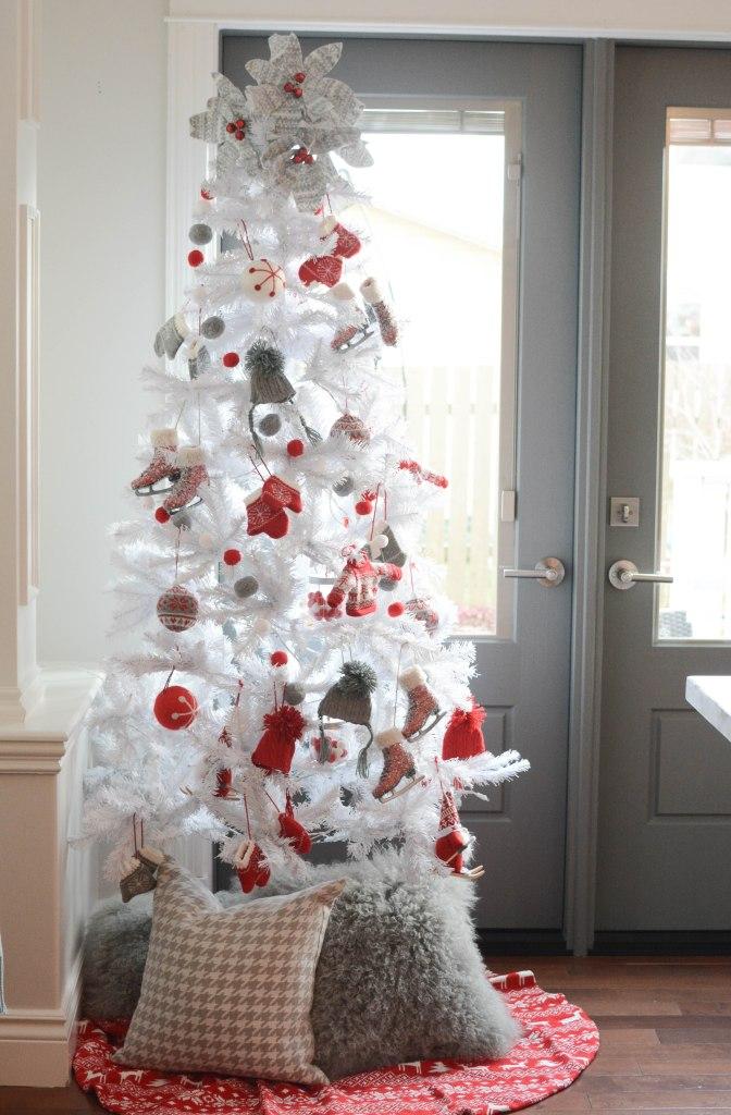 Nordic Christmas tree