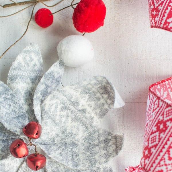Nordic Christmas decor Walmart