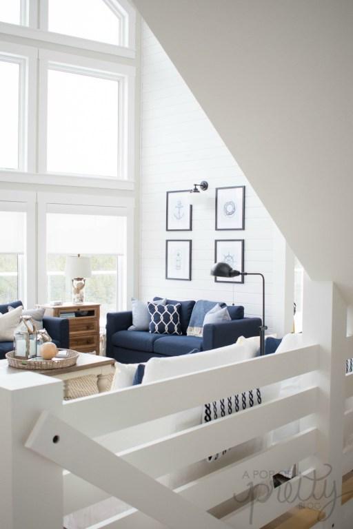IKEA Vimle sofa review + Orrsta black-blue