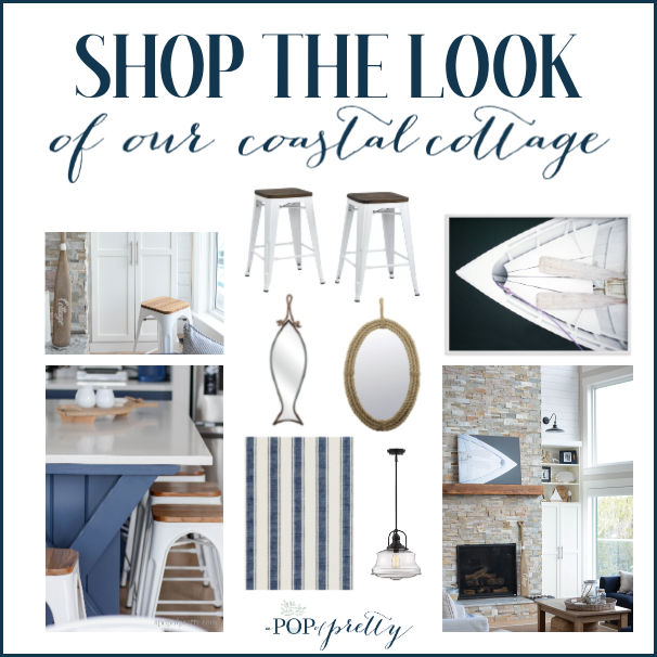 coastal cottage decor shop the look