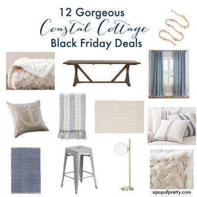 12 Coastal Cottage Black Friday Deals I Love