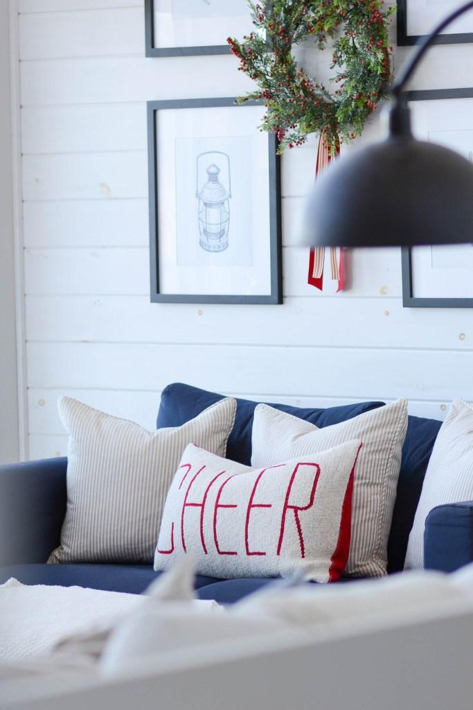 coastal Christmas decorating ideas