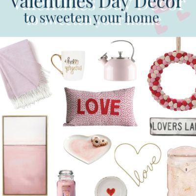 Valentines Day Decor Finds (The Tuesday Ten)