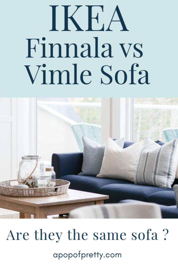 Finnala sofa specs