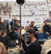 """Αναβίωσαν παλιά και ξεχασμένα έθιμα στα """"Αποκριγιώματα"""" στη Γέργερη"""