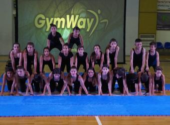 Ενθουσιασμός , θέαμα και χειροκροτήματα για το GymWay στο «κλειστό» Μοιρών