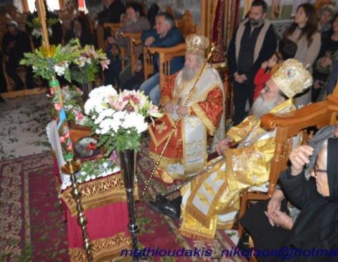 Μονή Κουδουμά: Επαναπατρισμός ιερού λειψάνου Αγίου Κοσμά του ερημίτη