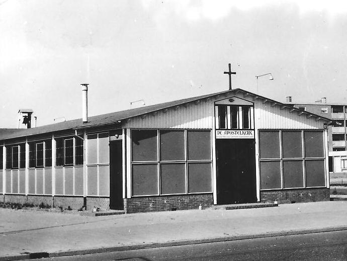 Apostelkerk 1962