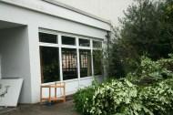 Nebenraum, Kantorei, Eingang Küsterwohnung © Beate Sachs