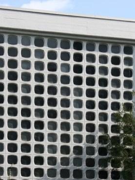 Fenster über dem Eingang zur Apostelkirche © Beate Sachs