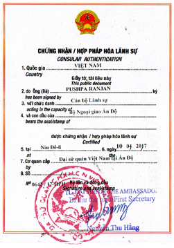 Agreement Attestation for Vietnam in Borivali, Agreement Legalization for Vietnam , Birth Certificate Attestation for Vietnam in Borivali, Birth Certificate legalization for Vietnam in Borivali, Board of Resolution Attestation for Vietnam in Borivali, certificate Attestation agent for Vietnam in Borivali, Certificate of Origin Attestation for Vietnam in Borivali, Certificate of Origin Legalization for Vietnam in Borivali, Commercial Document Attestation for Vietnam in Borivali, Commercial Document Legalization for Vietnam in Borivali, Degree certificate Attestation for Vietnam in Borivali, Degree Certificate legalization for Vietnam in Borivali, Birth certificate Attestation for Vietnam , Diploma Certificate Attestation for Vietnam in Borivali, Engineering Certificate Attestation for Vietnam , Experience Certificate Attestation for Vietnam in Borivali, Export documents Attestation for Vietnam in Borivali, Export documents Legalization for Vietnam in Borivali, Free Sale Certificate Attestation for Vietnam in Borivali, GMP Certificate Attestation for Vietnam in Borivali, HSC Certificate Attestation for Vietnam in Borivali, Invoice Attestation for Vietnam in Borivali, Invoice Legalization for Vietnam in Borivali, marriage certificate Attestation for Vietnam , Marriage Certificate Attestation for Vietnam in Borivali, Borivali issued Marriage Certificate legalization for Vietnam , Medical Certificate Attestation for Vietnam , NOC Affidavit Attestation for Vietnam in Borivali, Packing List Attestation for Vietnam in Borivali, Packing List Legalization for Vietnam in Borivali, PCC Attestation for Vietnam in Borivali, POA Attestation for Vietnam in Borivali, Police Clearance Certificate Attestation for Vietnam in Borivali, Power of Attorney Attestation for Vietnam in Borivali, Registration Certificate Attestation for Vietnam in Borivali, SSC certificate Attestation for Vietnam in Borivali, Transfer Certificate Attestation for Vietnam
