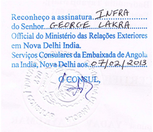 Agreement Attestation for Angola in Latur, Agreement Legalization for Angola , Birth Certificate Attestation for Angola in Latur, Birth Certificate legalization for Angola in Latur, Board of Resolution Attestation for Angola in Latur, certificate Attestation agent for Angola in Latur, Certificate of Origin Attestation for Angola in Latur, Certificate of Origin Legalization for Angola in Latur, Commercial Document Attestation for Angola in Latur, Commercial Document Legalization for Angola in Latur, Degree certificate Attestation for Angola in Latur, Degree Certificate legalization for Angola in Latur, Birth certificate Attestation for Angola , Diploma Certificate Attestation for Angola in Latur, Engineering Certificate Attestation for Angola , Experience Certificate Attestation for Angola in Latur, Export documents Attestation for Angola in Latur, Export documents Legalization for Angola in Latur, Free Sale Certificate Attestation for Angola in Latur, GMP Certificate Attestation for Angola in Latur, HSC Certificate Attestation for Angola in Latur, Invoice Attestation for Angola in Latur, Invoice Legalization for Angola in Latur, marriage certificate Attestation for Angola , Marriage Certificate Attestation for Angola in Latur, Latur issued Marriage Certificate legalization for Angola , Medical Certificate Attestation for Angola , NOC Affidavit Attestation for Angola in Latur, Packing List Attestation for Angola in Latur, Packing List Legalization for Angola in Latur, PCC Attestation for Angola in Latur, POA Attestation for Angola in Latur, Police Clearance Certificate Attestation for Angola in Latur, Power of Attorney Attestation for Angola in Latur, Registration Certificate Attestation for Angola in Latur, SSC certificate Attestation for Angola in Latur, Transfer Certificate Attestation for Angola