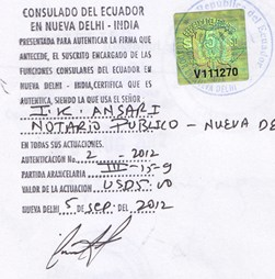 Agreement Attestation for Ecuador in Cotton Green, Agreement Legalization for Ecuador , Birth Certificate Attestation for Ecuador in Cotton Green, Birth Certificate legalization for Ecuador in Cotton Green, Board of Resolution Attestation for Ecuador in Cotton Green, certificate Attestation agent for Ecuador in Cotton Green, Certificate of Origin Attestation for Ecuador in Cotton Green, Certificate of Origin Legalization for Ecuador in Cotton Green, Commercial Document Attestation for Ecuador in Cotton Green, Commercial Document Legalization for Ecuador in Cotton Green, Degree certificate Attestation for Ecuador in Cotton Green, Degree Certificate legalization for Ecuador in Cotton Green, Birth certificate Attestation for Ecuador , Diploma Certificate Attestation for Ecuador in Cotton Green, Engineering Certificate Attestation for Ecuador , Experience Certificate Attestation for Ecuador in Cotton Green, Export documents Attestation for Ecuador in Cotton Green, Export documents Legalization for Ecuador in Cotton Green, Free Sale Certificate Attestation for Ecuador in Cotton Green, GMP Certificate Attestation for Ecuador in Cotton Green, HSC Certificate Attestation for Ecuador in Cotton Green, Invoice Attestation for Ecuador in Cotton Green, Invoice Legalization for Ecuador in Cotton Green, marriage certificate Attestation for Ecuador , Marriage Certificate Attestation for Ecuador in Cotton Green, Cotton Green issued Marriage Certificate legalization for Ecuador , Medical Certificate Attestation for Ecuador , NOC Affidavit Attestation for Ecuador in Cotton Green, Packing List Attestation for Ecuador in Cotton Green, Packing List Legalization for Ecuador in Cotton Green, PCC Attestation for Ecuador in Cotton Green, POA Attestation for Ecuador in Cotton Green, Police Clearance Certificate Attestation for Ecuador in Cotton Green, Power of Attorney Attestation for Ecuador in Cotton Green, Registration Certificate Attestation for Ecuador in Cotton Green, SSC certificate At
