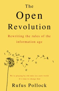 The Open Revolution - Cover