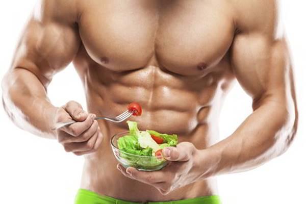 cara membentuk otot tubuh dengan cepat