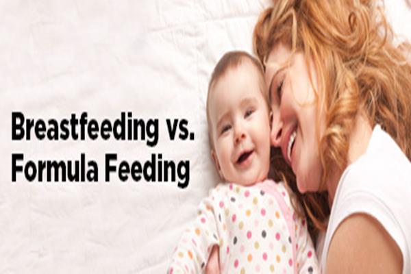 perbandingan manfaat asi vs susu formula