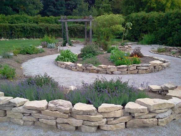 Apothecary's Garden Teaching gardens Churchill Park Hamilton Sept. 2011