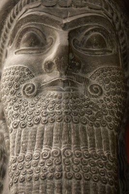 Babylonian Gods and the elaborate beard grooming practices they inspired in ancient Mesapotamia