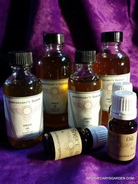 ruce Oil-an Astrodynamic preparation