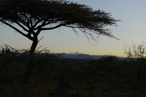 Kenya sunset. Truly a magnificent country.