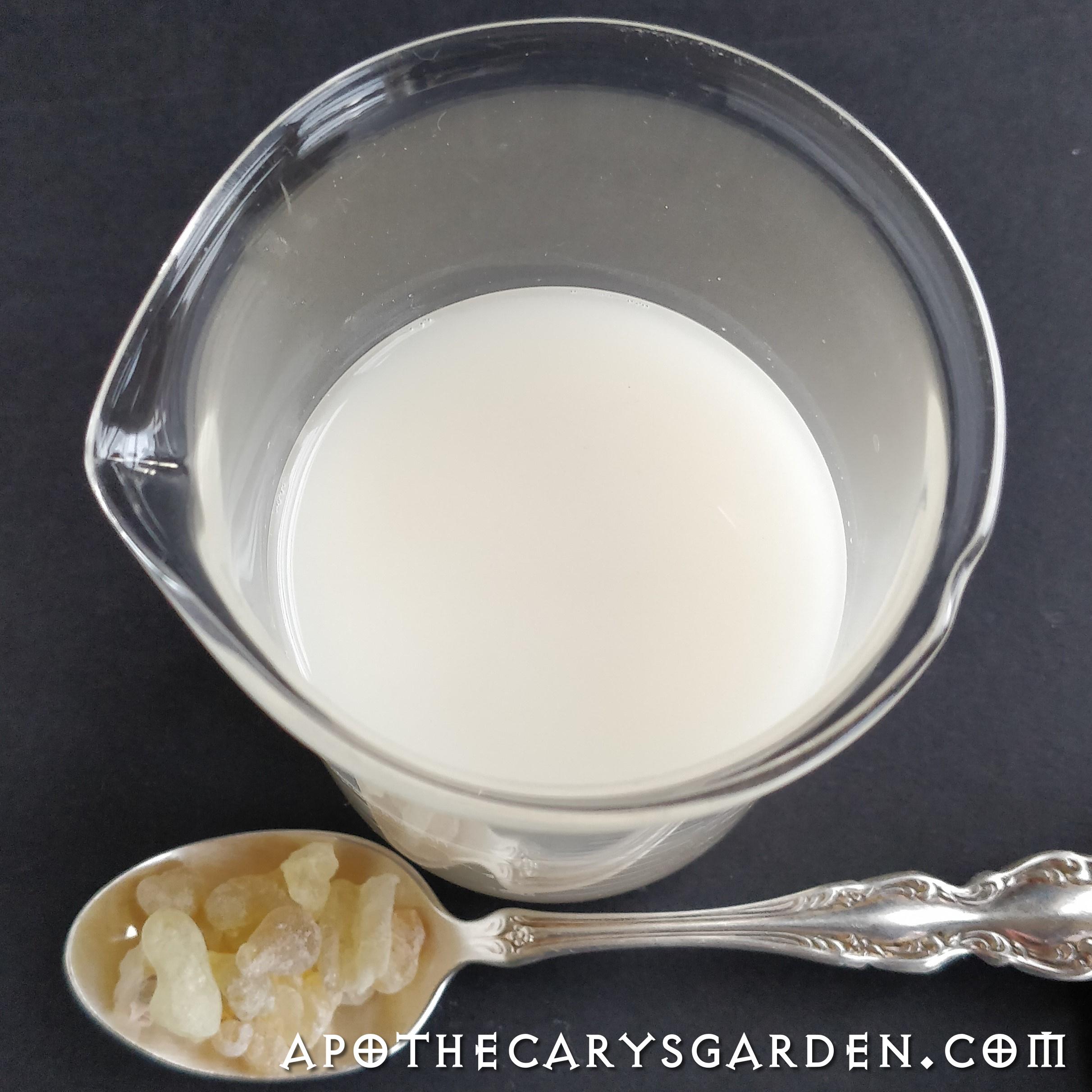 frankincense tea, frankincense infusion, www.apothecarysgarden.shop